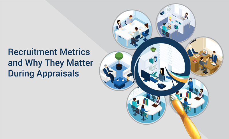 recruitment metrics and why they matter during appraisals